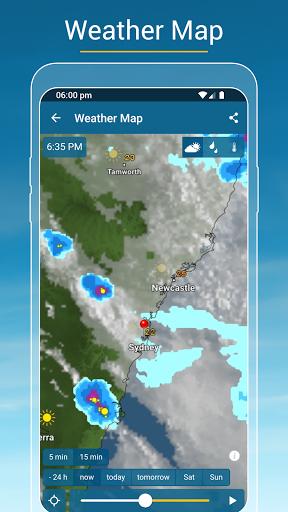 Weather & Radar screenshot 2