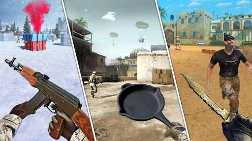 FPS Commando Shooting Games screenshot 3