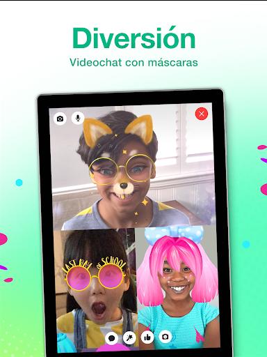 Messenger Kids – La app de mensajes para niños screenshot 8