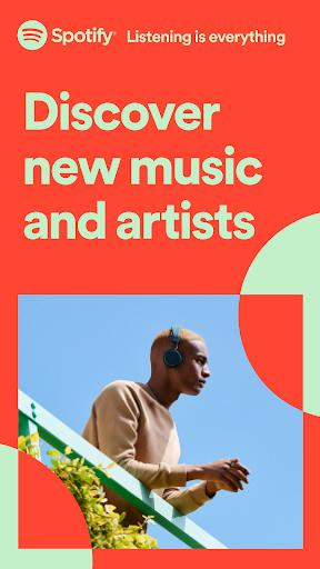 Spotify: música y pódcasts screenshot 21