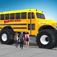 School Bus Simulator - Driving Simulator Games on 9Apps