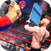 Wrestling Cage Revolution on APKTom