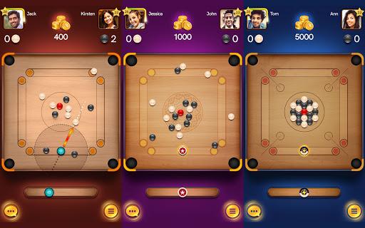 Carrom Pool: Disc Game 15 تصوير الشاشة