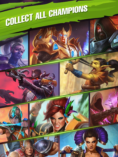 Juggernaut Champions: RPG Clicker screenshot 4