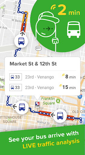 Citymapper: Directions For All Your Transportation screenshot 6