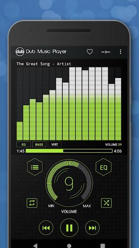 Dub-Musik-Player - Equalizer & Überblendung screenshot 6