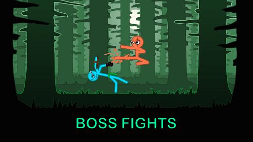 Slapstick Fighter - Stickman Ragdoll Fighting Game screenshot 4