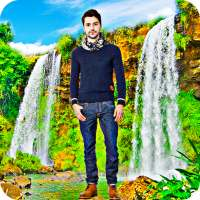 Waterfall Photo Editor - Photo Frames on 9Apps