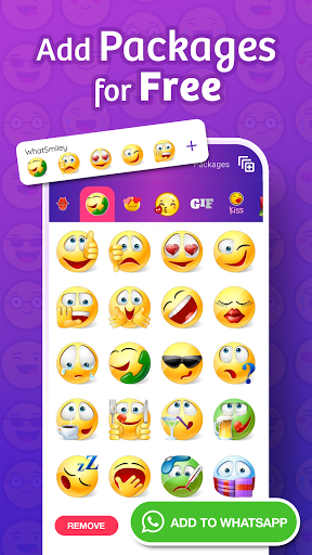 WhatsLov: love stickers, GIF & emoji WAStickerApps स्क्रीनशॉट 4