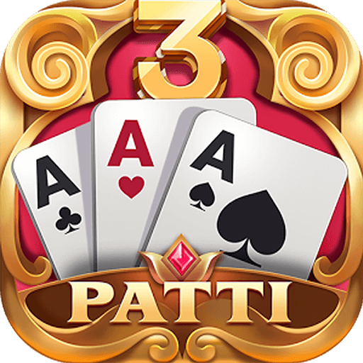 Classic Card Game- Play 3patti Online in Khelo icon