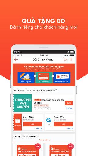 Shopee: Mua Sắm Online #1 screenshot 4