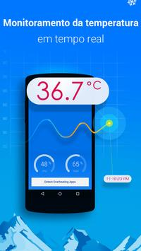 Cooling Master - Resfrie seu telephone screenshot 1