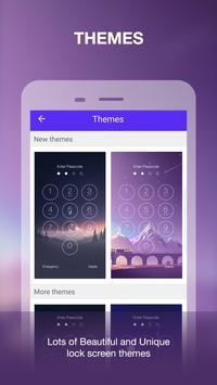 App Locker Fingerprint & Password, Gallery Locker screenshot 4