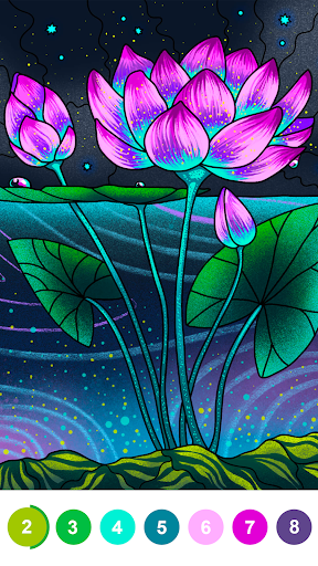 Paint By Number - Coloring Book & Color by Number screenshot 1