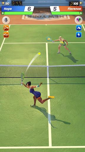 Tennis Clash: Multiplayer Game screenshot 3