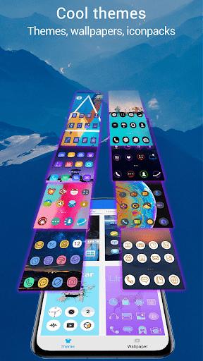 P Launcher 2021 new screenshot 3