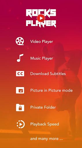 Video Player All Format - Full HD Video mp3 Player screenshot 2