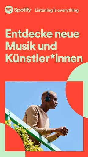 Spotify: Musik und Podcasts screenshot 21