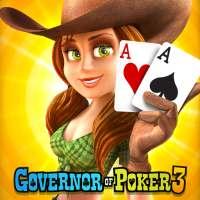 Governor of Poker 3 - Texas Holdem Card Games on APKTom