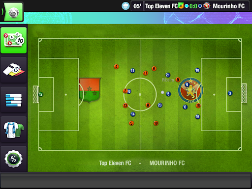 Top Eleven Be a Soccer Manager screenshot 16