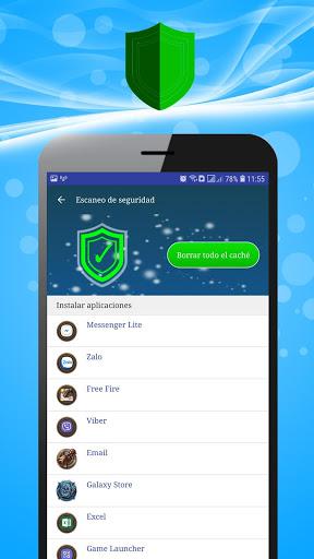 WiFi, 5G, 4G, 3G Speed Test -Speed Check - Cleaner screenshot 4