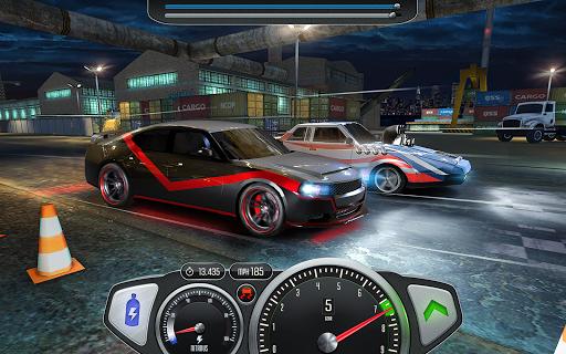 Top Speed: Drag & Fast Racing 3D screenshot 9