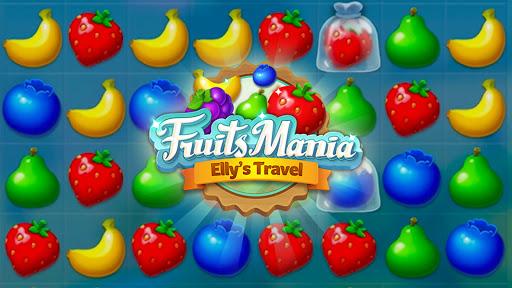Fruits Mania : Elly's travel screenshot 1