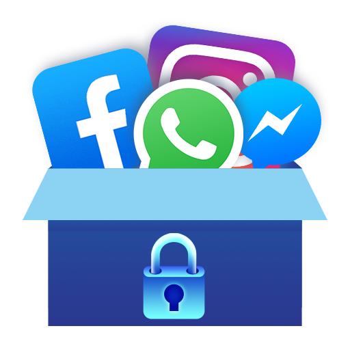 AppLock - قفل التطبيقات ورمز المرور وأنماط الفتح أيقونة