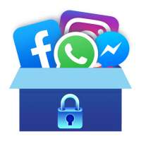 kunci aplikasi: Pengunci aplikasi, Kunci Pin, Pola on 9Apps