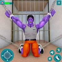 Pelarian Penjara Pahlaw Monste on 9Apps