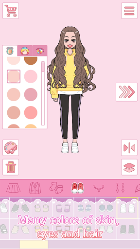 Lily Diary : Dress Up Game screenshot 4