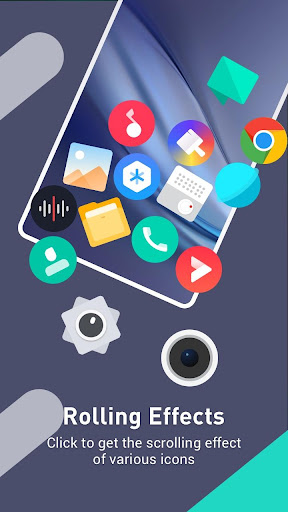 XOS Launcher(2020)- Customized,Cool,Stylish screenshot 4