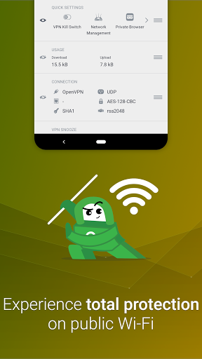 VPN by Private Internet Access screenshot 4