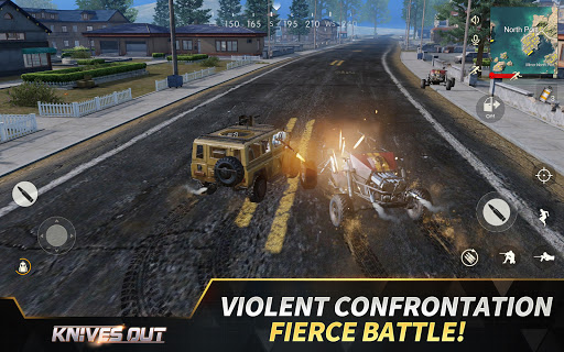 Knives Out-No rules, just fight! screenshot 10