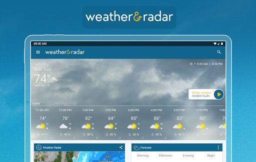 Weather & Radar - Storm radar screenshot 7