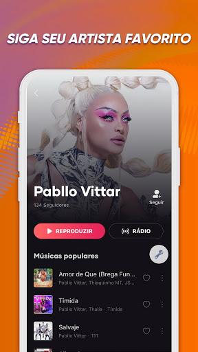 Resso Music - Streaming de Músicas e Podcasts screenshot 7