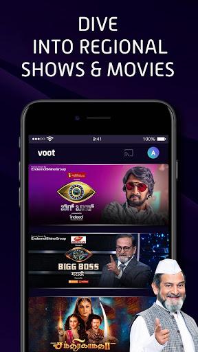 Voot Select Originals, Bigg Boss, MTV, Colors TV screenshot 5