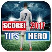 Guide :Score! Hero 2017 on 9Apps