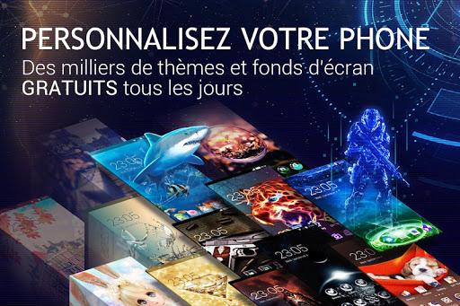 U Launcher 3D: Nouveau Launcher 2020, thèmes 3D screenshot 3