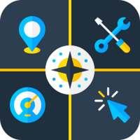 Smart Tools : Kompas Digital Pengimbas Kod Bar on 9Apps