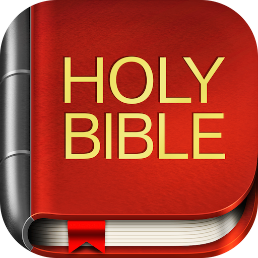 Bible Offline App Free   Audio, KJV, Daily Verse أيقونة