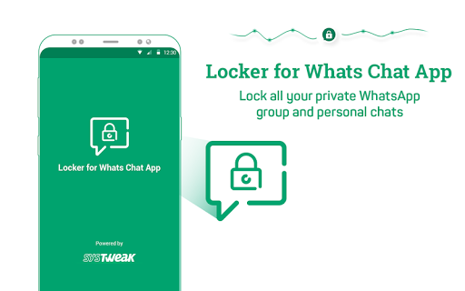 Locker for Whats Chat App - Secure Private Chat screenshot 7