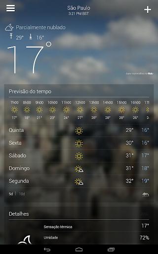 Yahoo Tempo screenshot 18