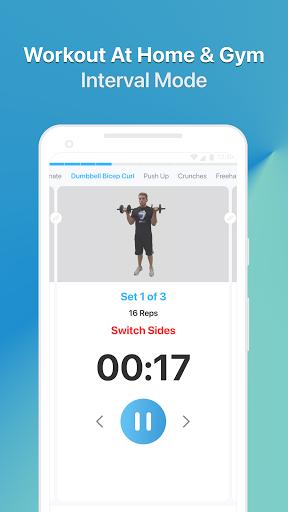 JEFIT Workout Tracker, Weight Lifting, Gym Log App screenshot 2