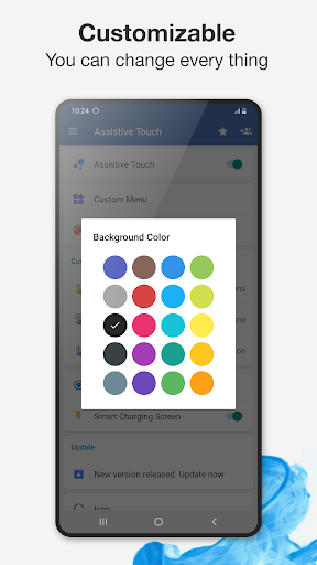 Assistive Touch para Android screenshot 6