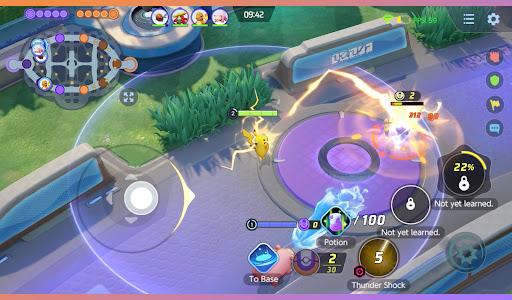 Pokémon UNITE screenshot 8