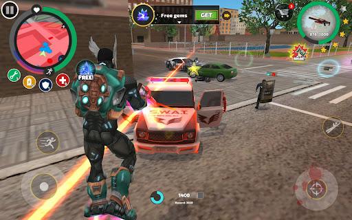 Rope Hero: Vice Town screenshot 5
