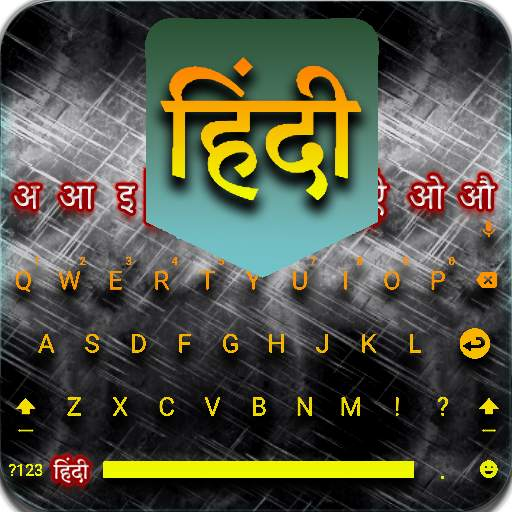 Hindi keyboard English to Hindi