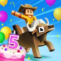 Rodeo Stampede: Sky Zoo Safari on 9Apps