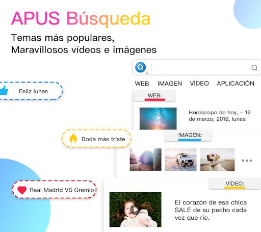 APUS Launcher: Tema,Oculta app screenshot 6